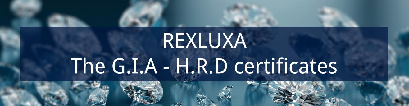 the gia and or hrd certificates image